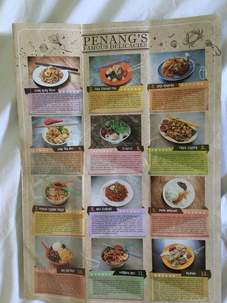 Penang Streetfood