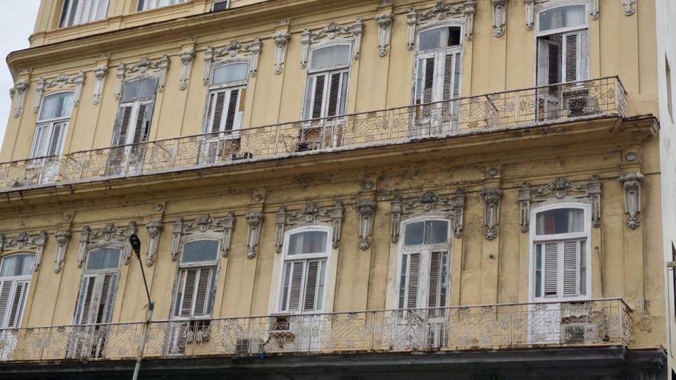Kolonialhaus in Havanna