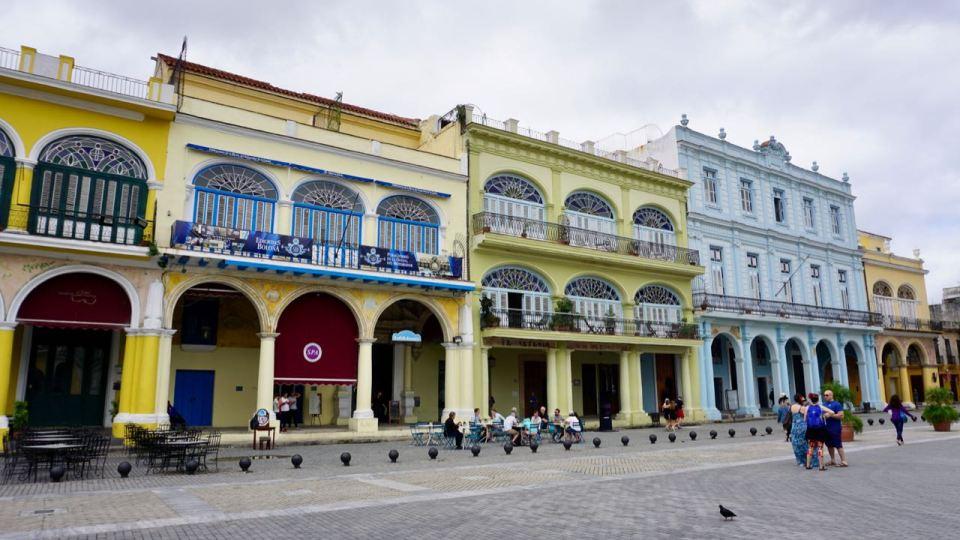 Plaza Viaja Havanna