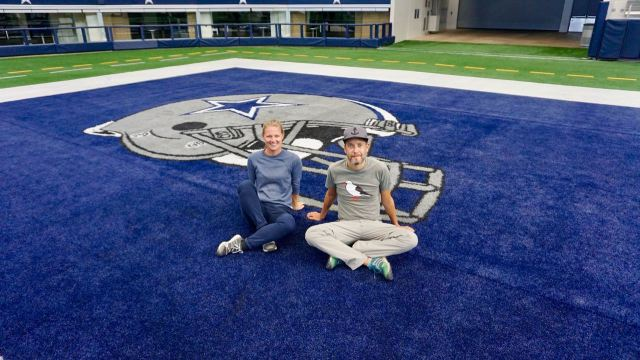 Dallas Cowboys Stadion-Tour