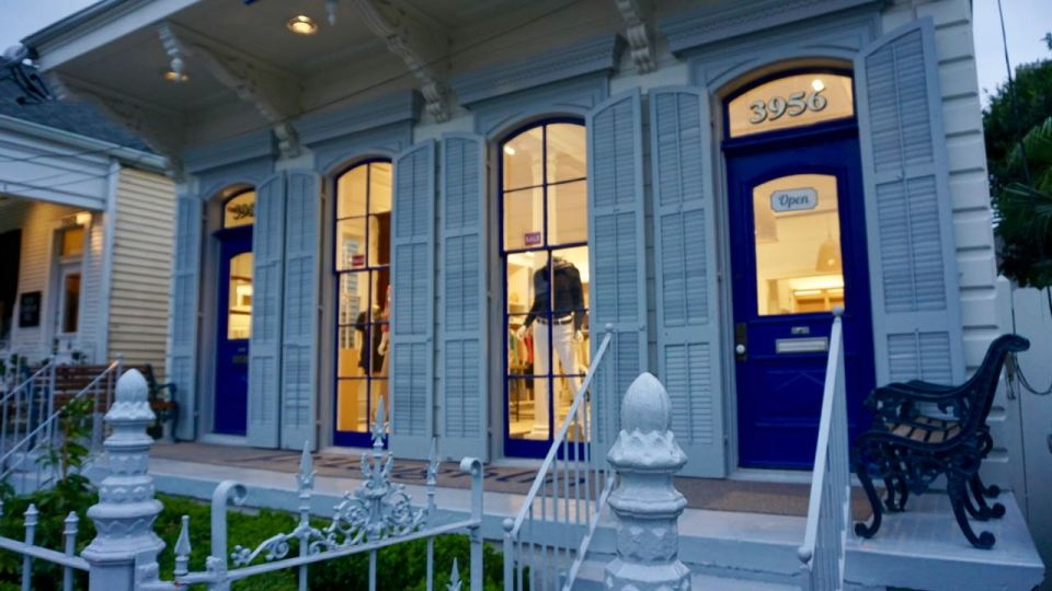 Boutique in New Orleans