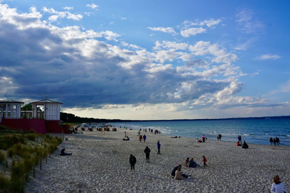 Strand Binz Rügen
