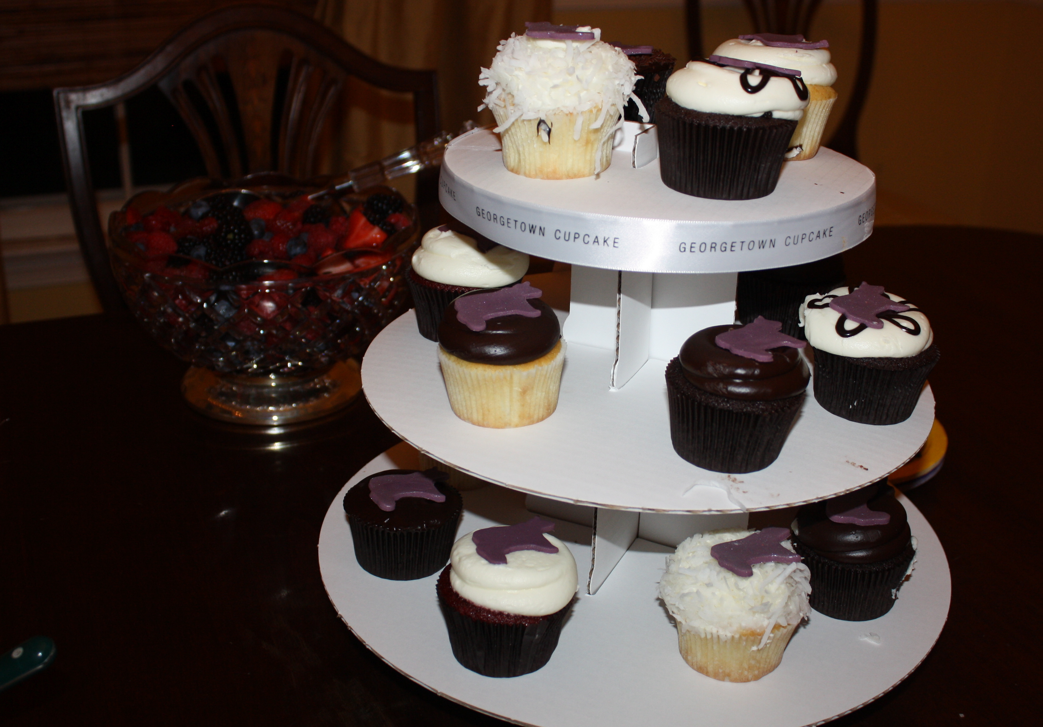 The First Time Georgetown Cupcakes Has Made Custom