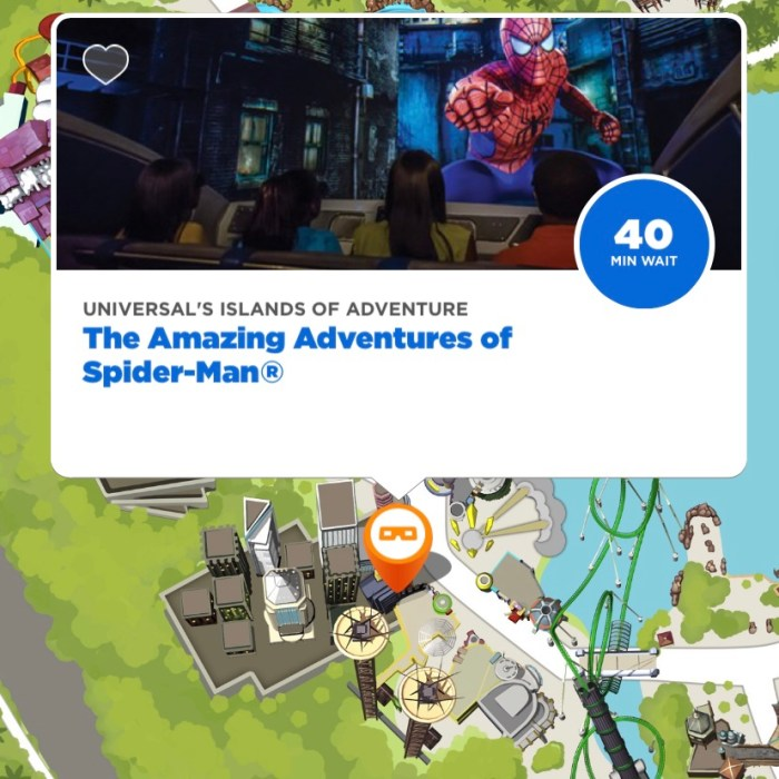 Photo Universal  Studios Orlando App