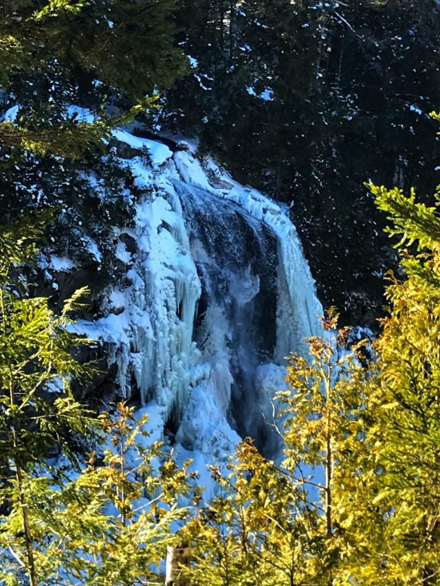 Ok Slip Falls in Winter