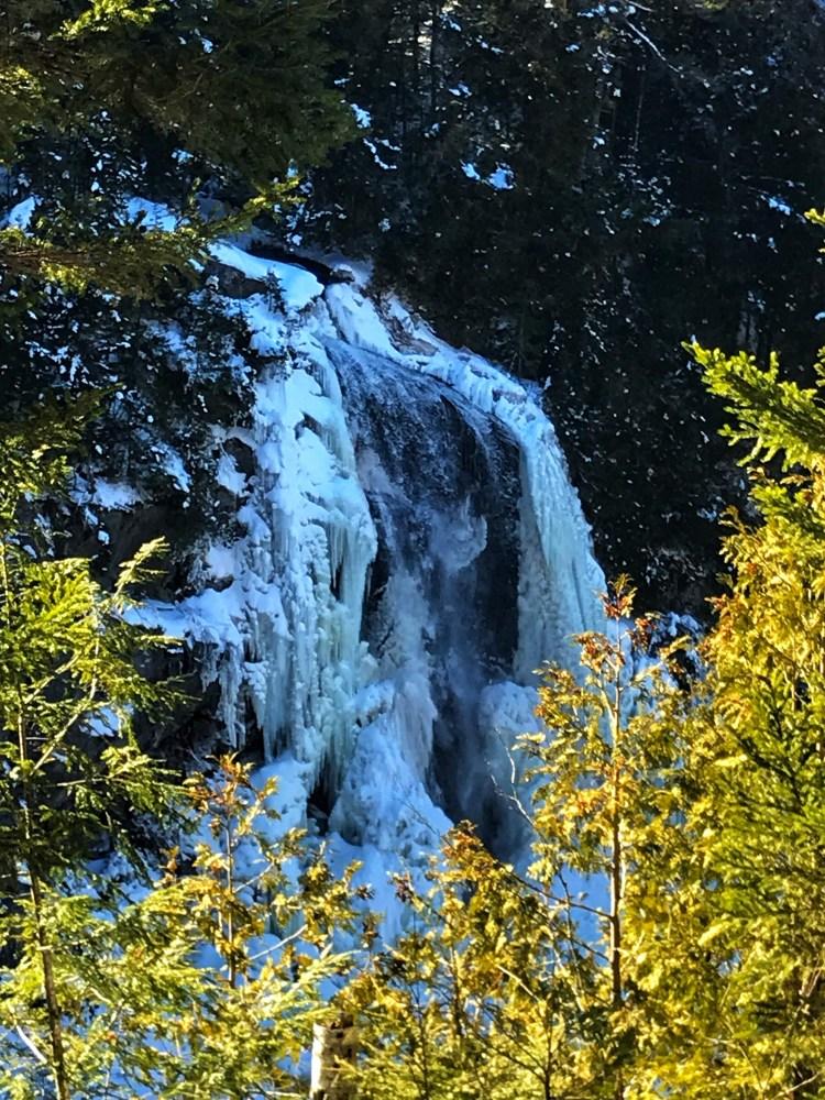 Ok Slip Falls in Winter