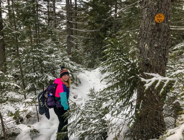Adirondack Winter Hiking