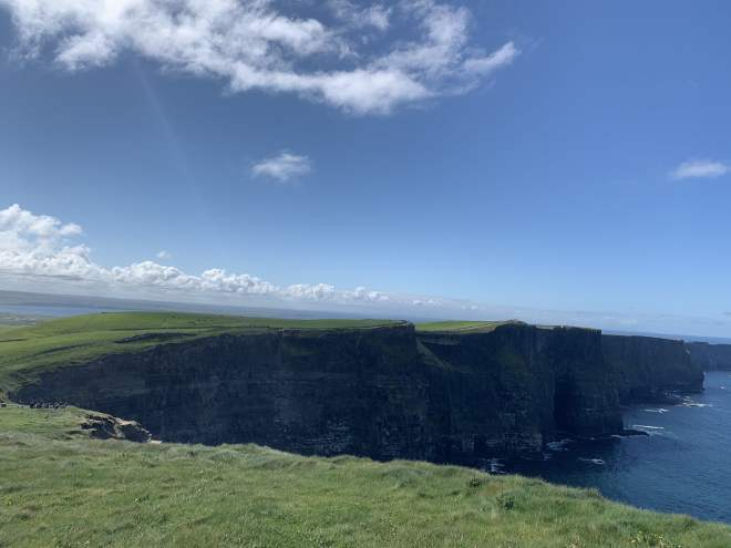 Cliffs of Maher in West Ireland