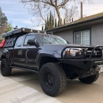 Turnkey 2nd Gen Tacoma Overland Rig Built Clean Low Miles 6pd Manual Expedition Portal