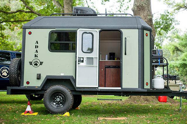 adak trailer for sale