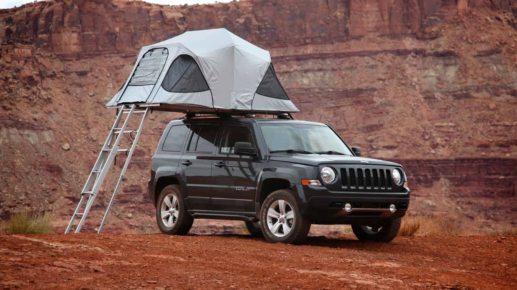 Jeep Patriot Roof Top Tent & 20+ Jeep Patriot Tent Pictures and Ideas on STEM Education Caucus