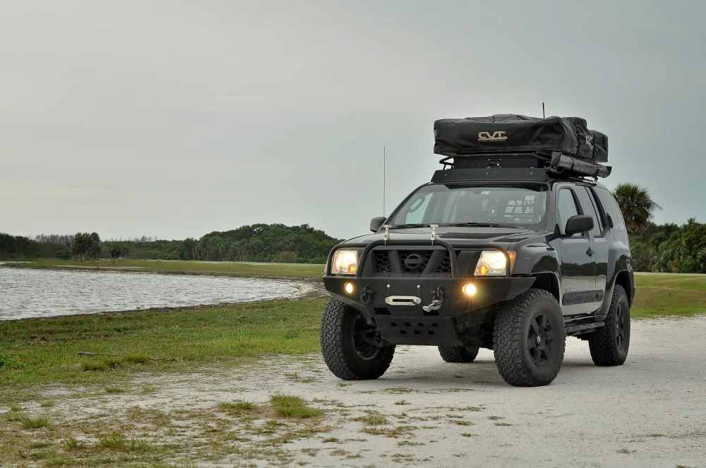 medium resolution of in stock form the nissan xterra is a reasonably capable street car however when it comes to backcountry travel it does have some inherent challenges