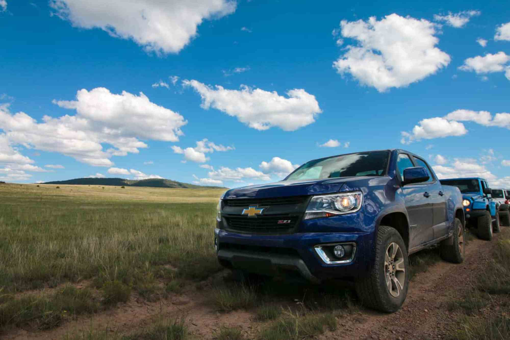 f Road Review Chevrolet Colorado Diesel – Expedition Portal