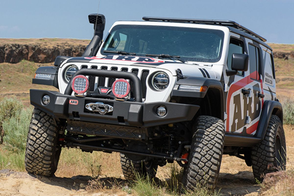 ARB Offers It All for the New Wrangler JL - Expedition Portal