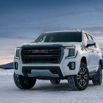 The 2021 Yukon Has A Turbo Diesel Skid Plates And A Lot Of Off Road Potential Expedition Portal