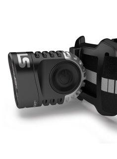 Silva Trail Speed 3XT - duży wygodny włącznik da się obsługiwać nawet w rękawiczce.