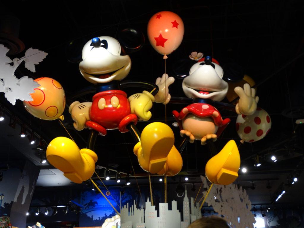 Mickey et Minnie à New York