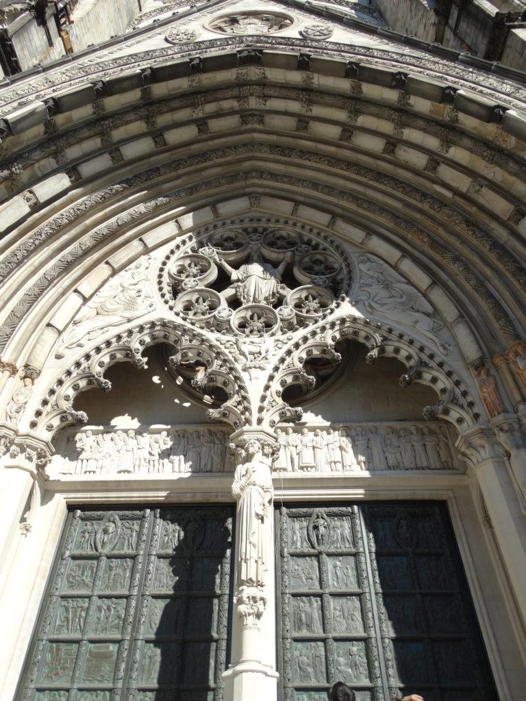 New York Cathédrale