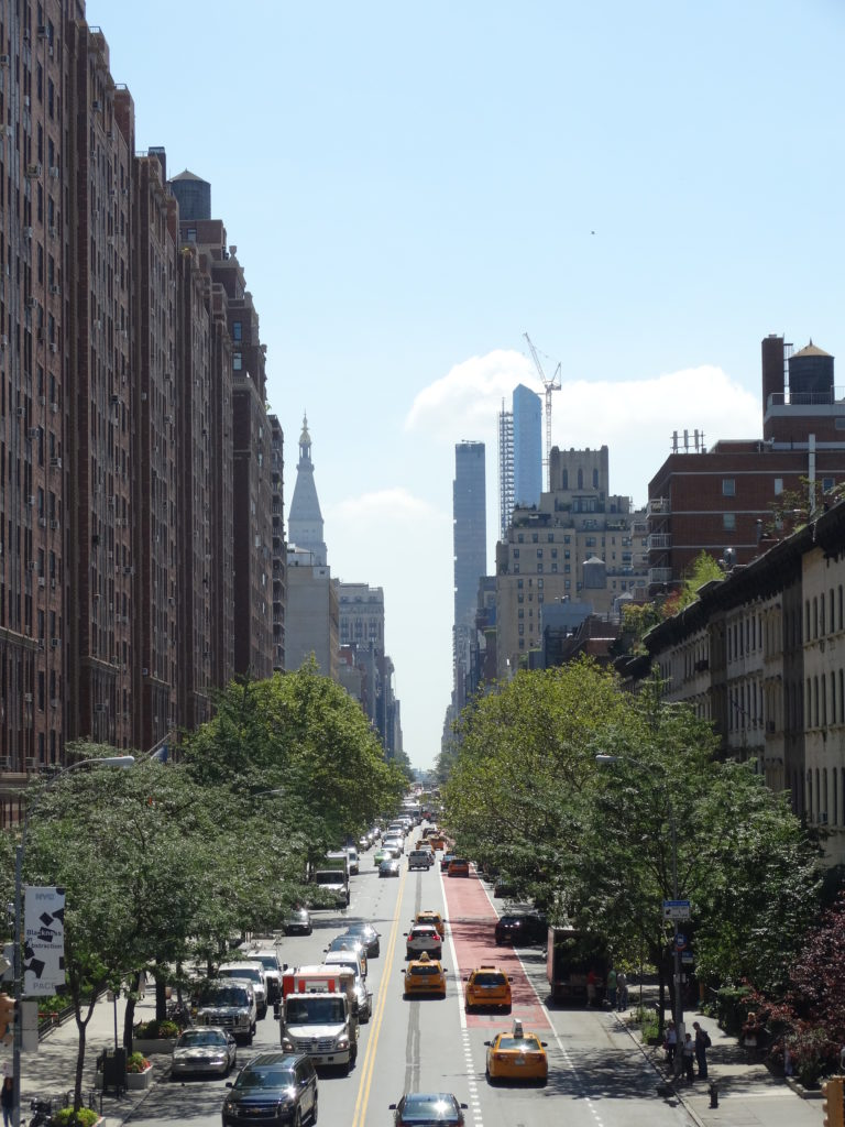 Célèbres taxi new-yorkais