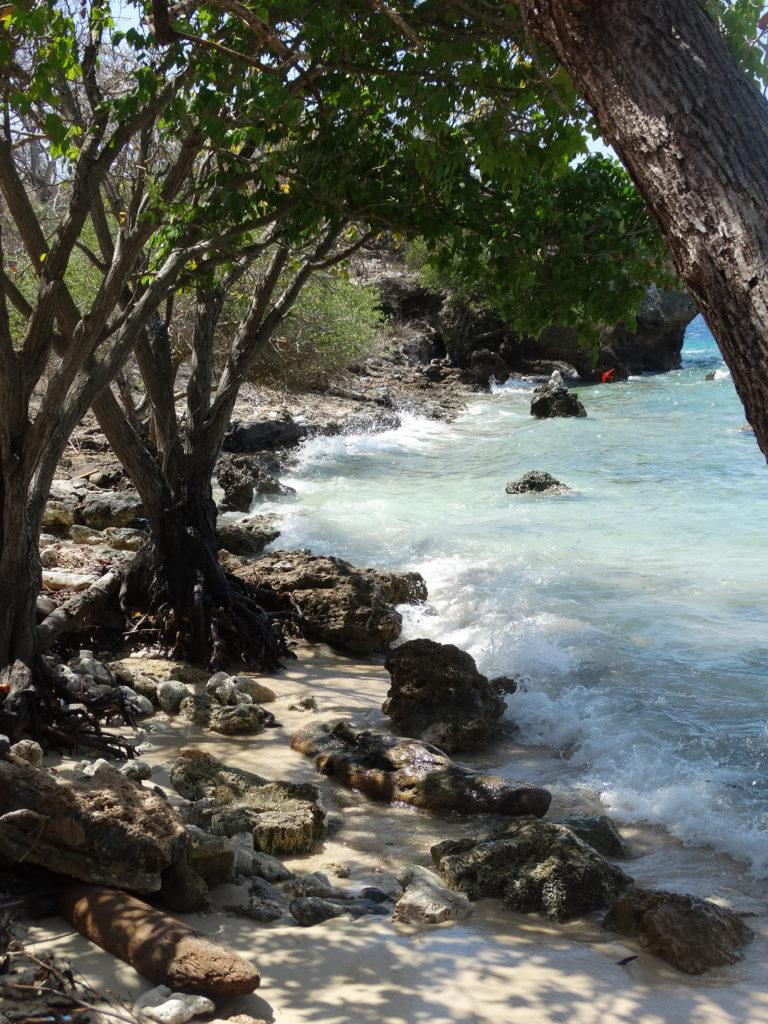 Plage Pulau Menjangan