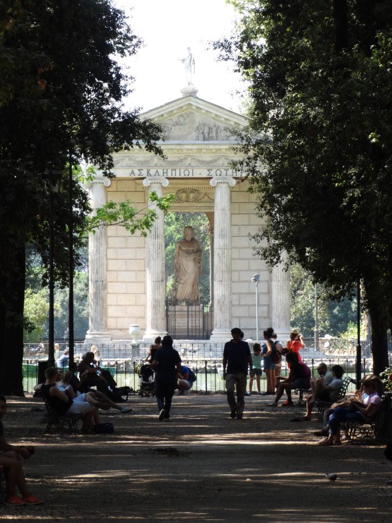 temple antique rome
