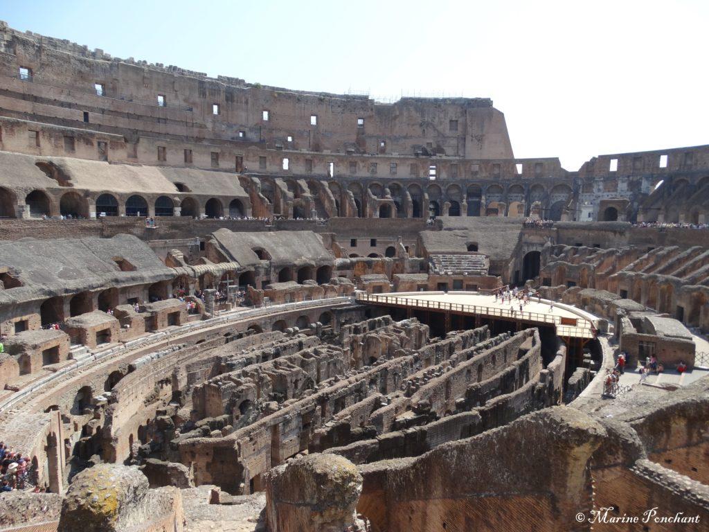 célèbre colisée de rome