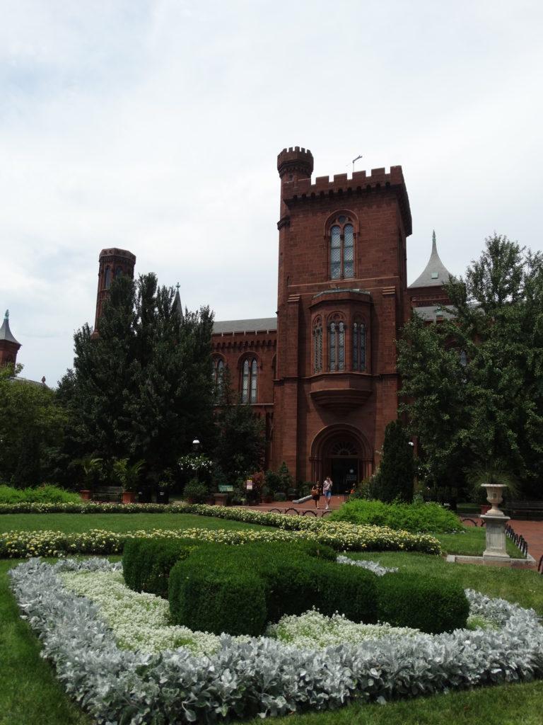 Jardin château smithsonian