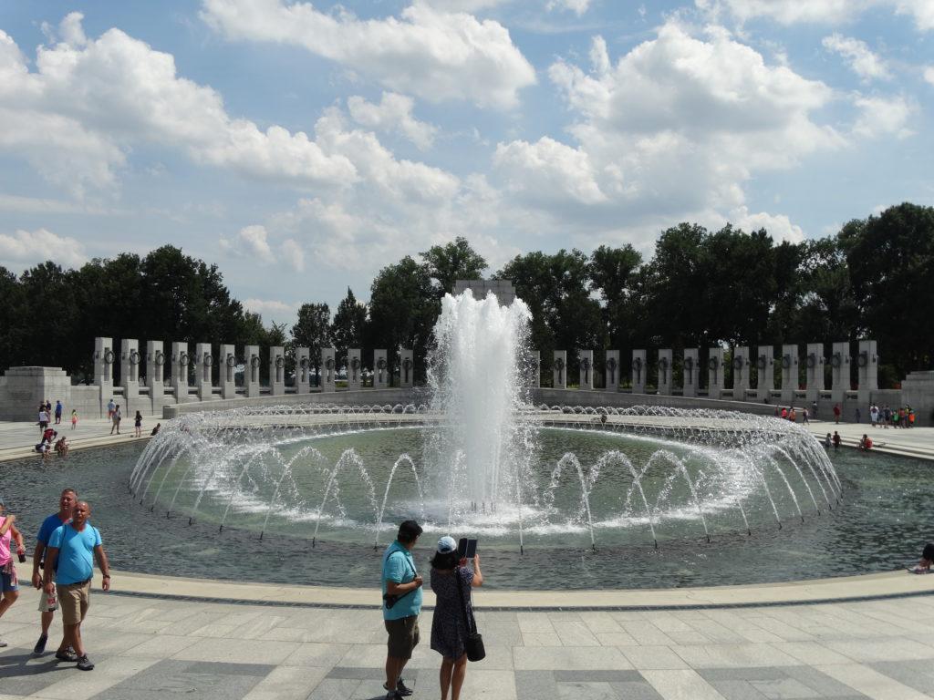 Washington mémorial 2nde guerre mondiale
