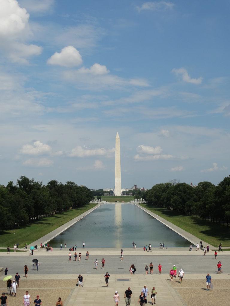 Washington monument obélisque