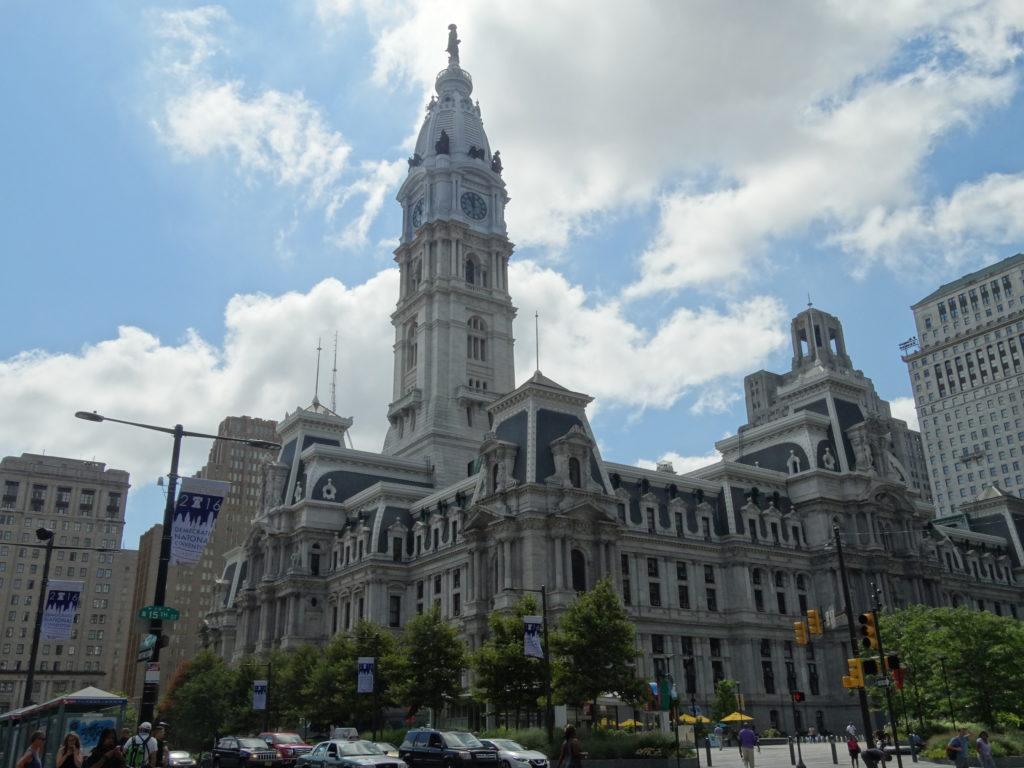 Grande mairie Philadelphie