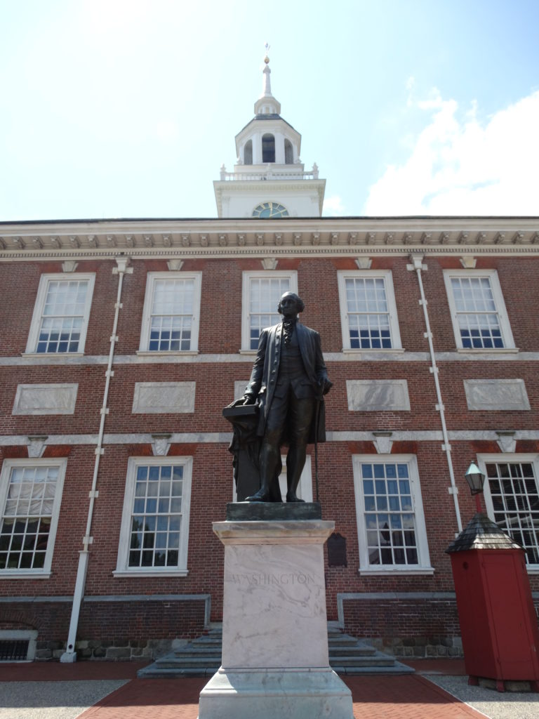 Independance Hall Philadelphie