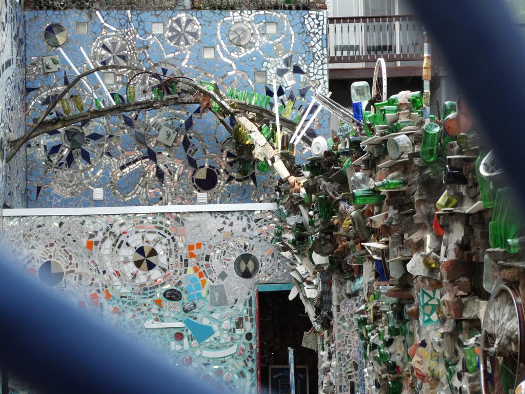 Jardin de mosaïque