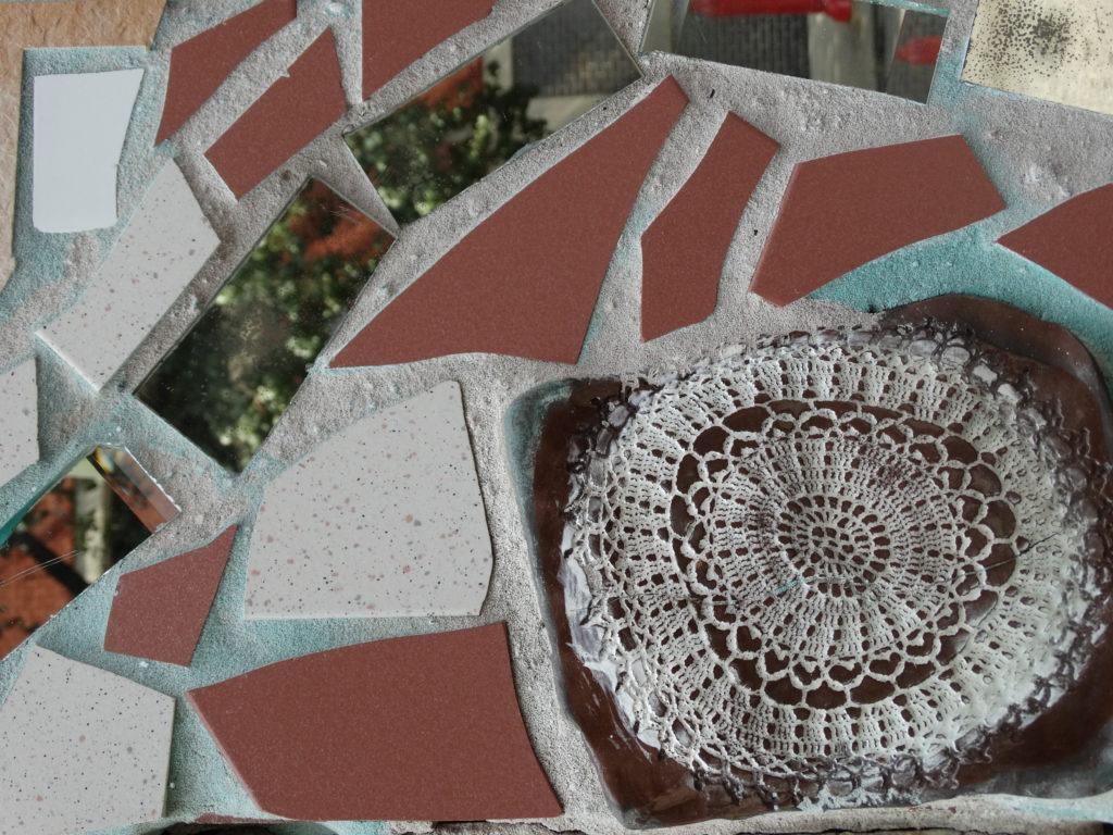 mur mosaïque Philadelphie