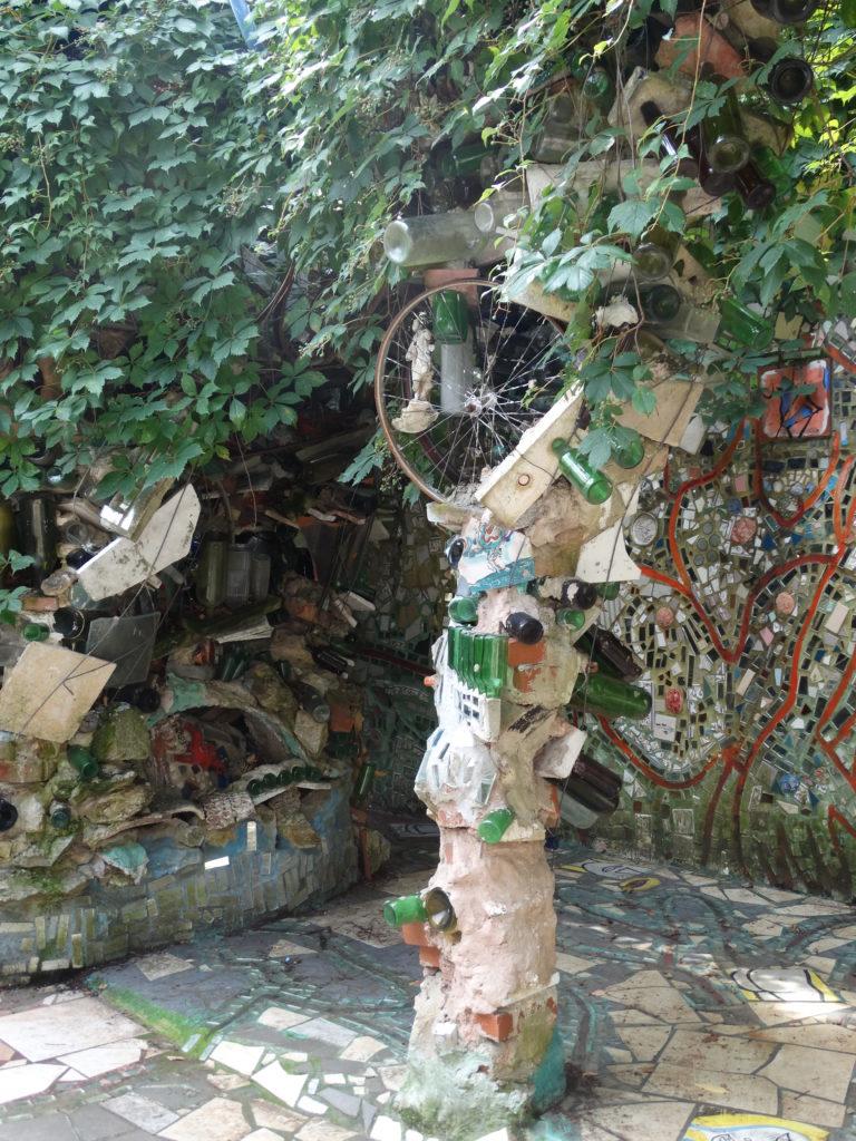 Arbre magic garden Philly