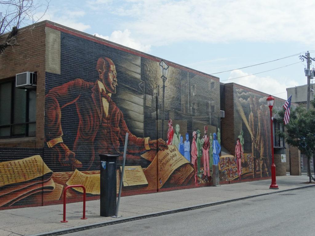 Street Art of Philadelphie