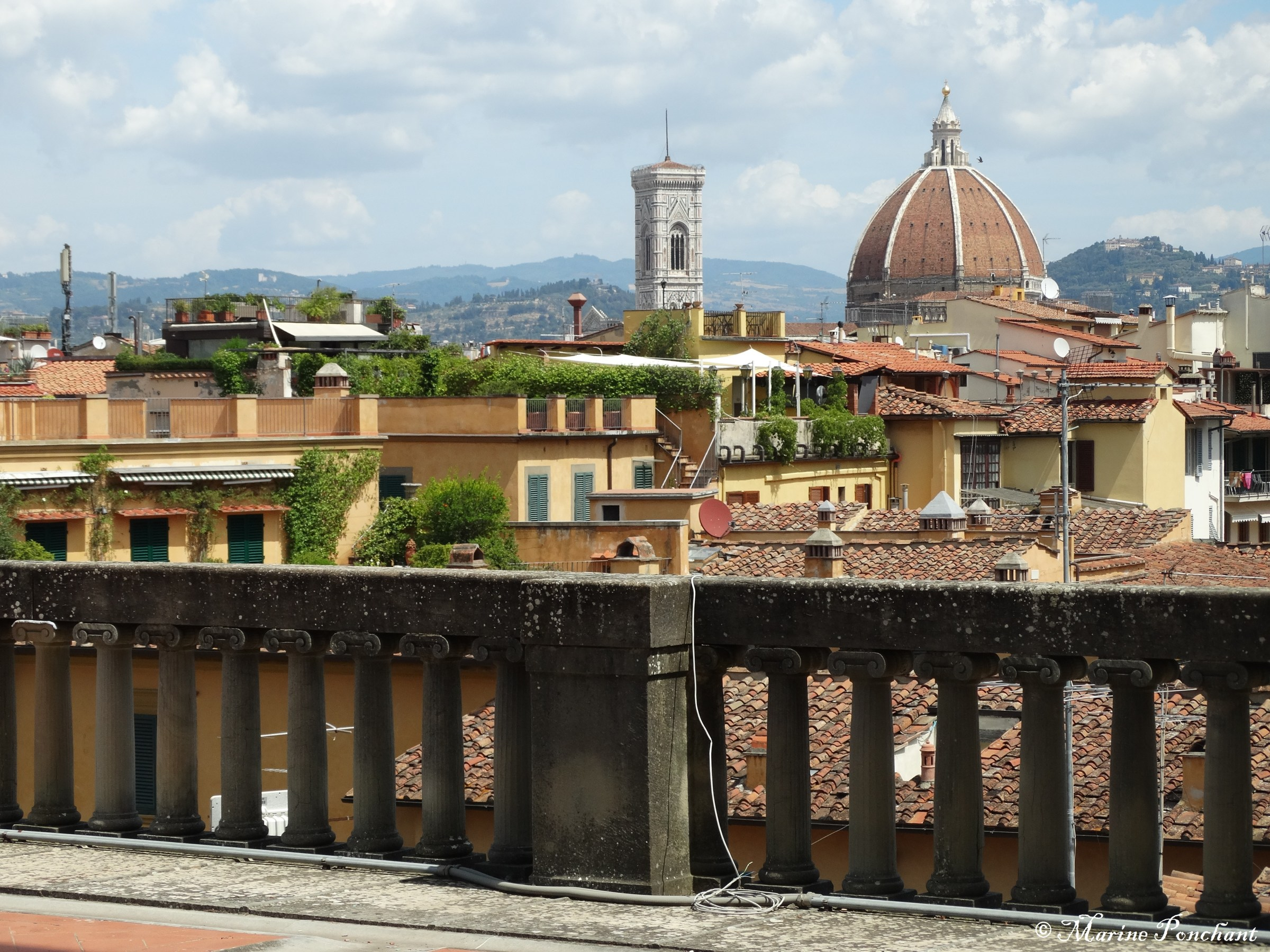 Vue sur Florence