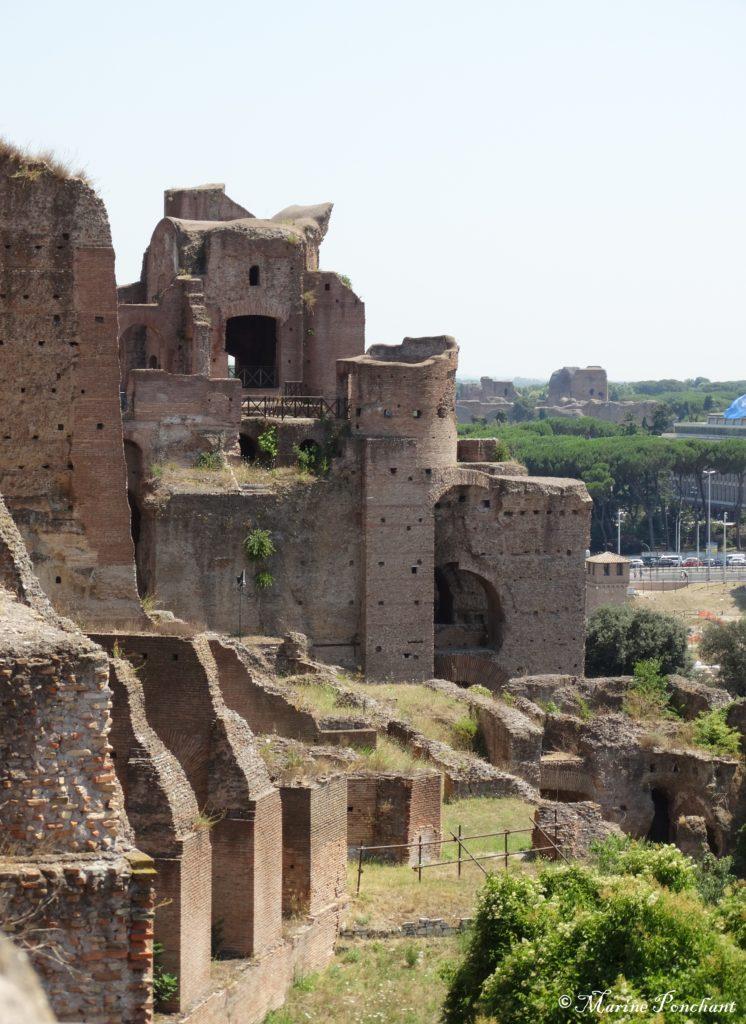 Forum palatin rome