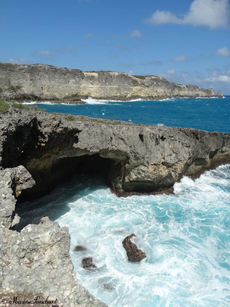 Trou de Man coco, Guadeloupe
