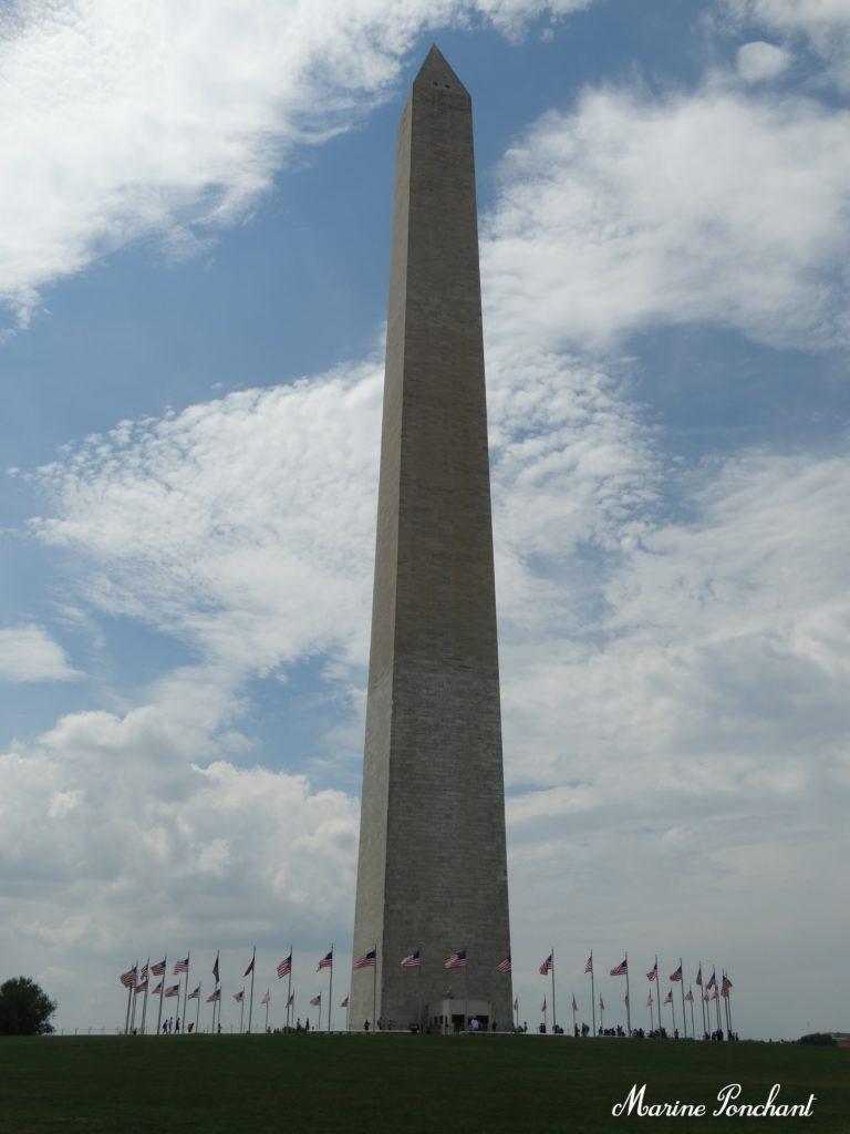 Grand obélisque de Washington