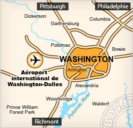 ouest airport washington
