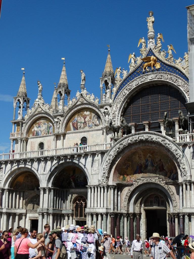Basilique Saint-Marc à Venise