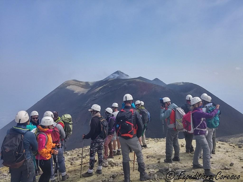 Forme humaine du volcan