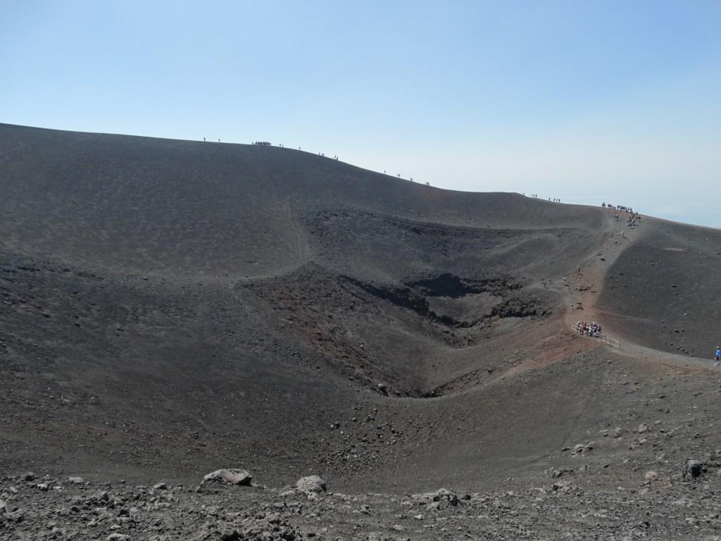 Cratères secondaires, Etna