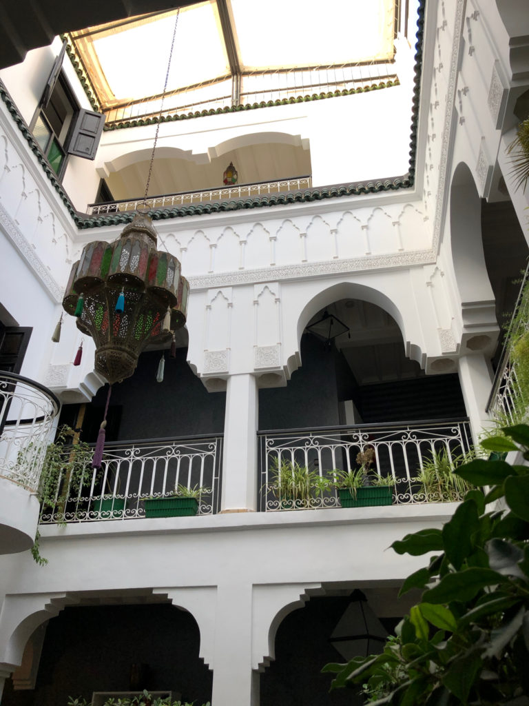 riad typique maroc