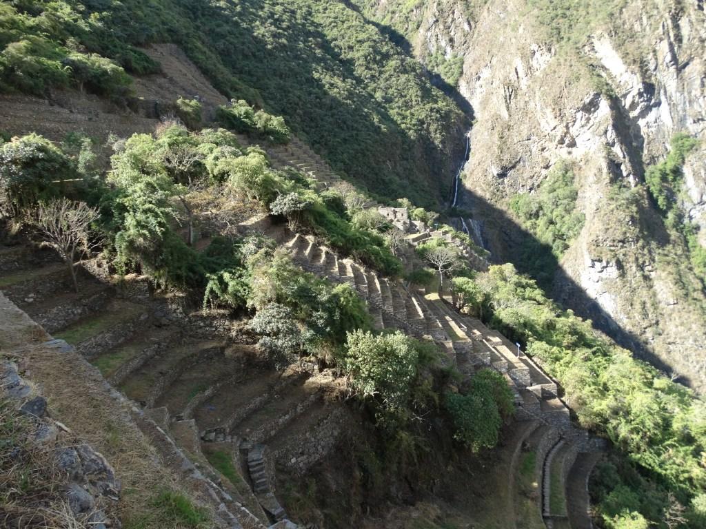Grandeur et sérénité sur les terrasses incas