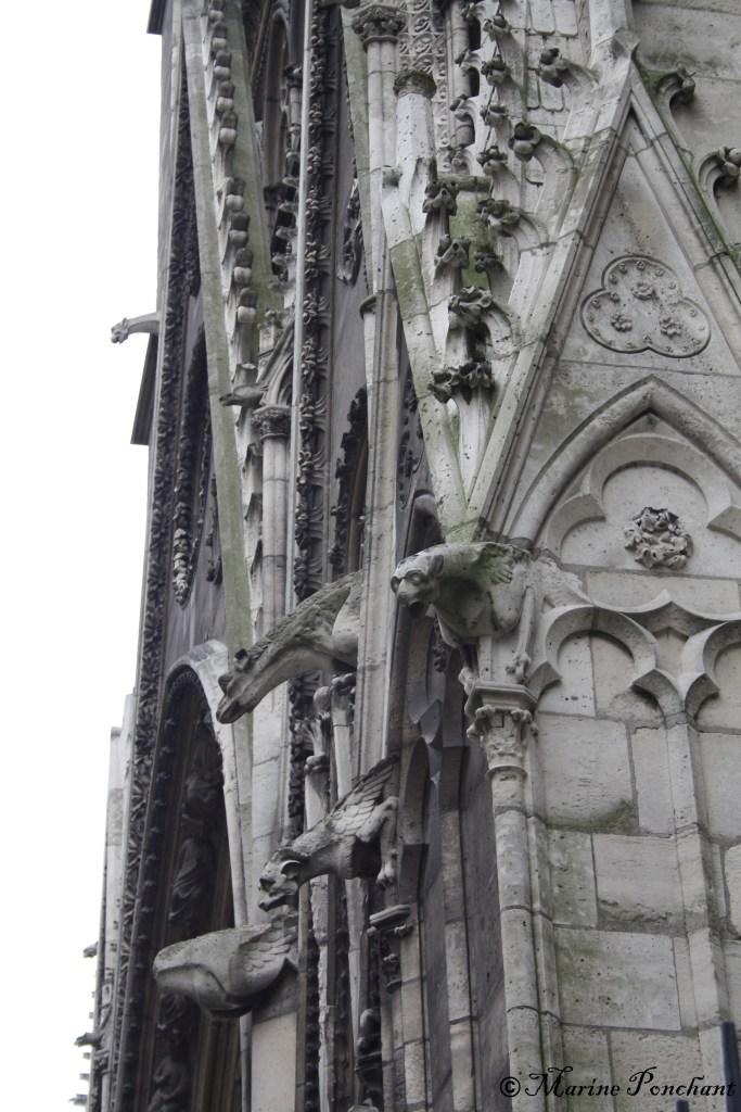 Notre-Dame et ses gargouilles