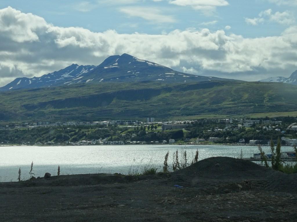2ème plus grande ville d'Islande