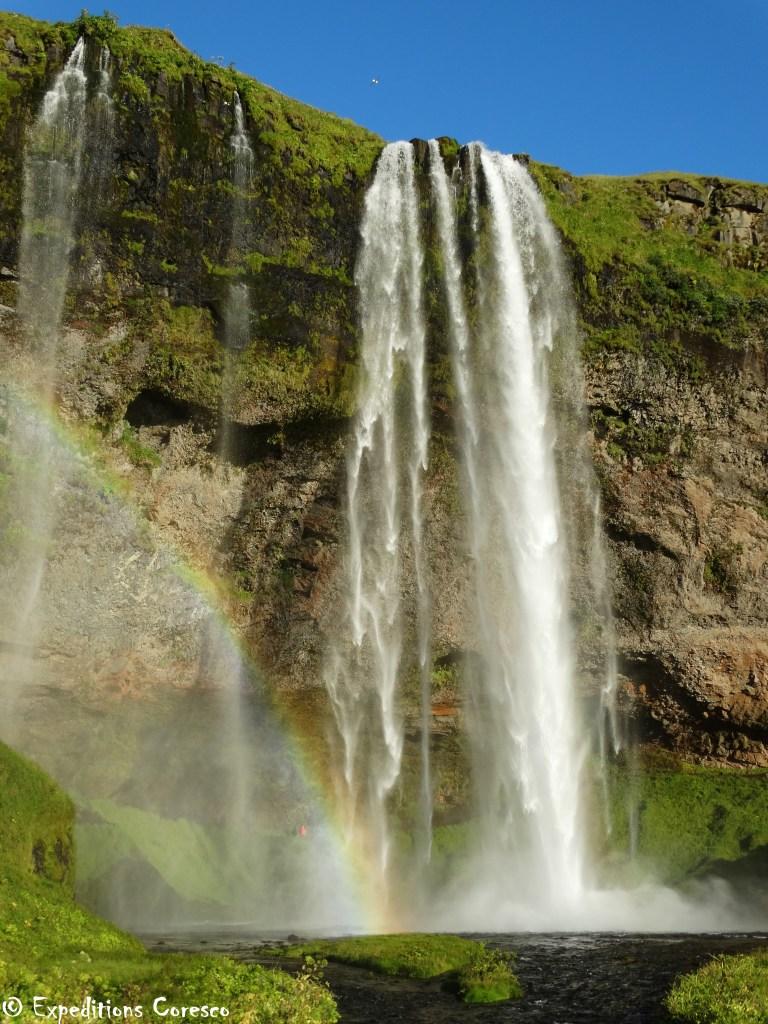 L'une des cascades les plus magique d'Islande, Selfalandfoss