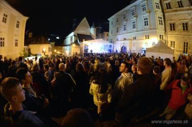 Concert on the Holy Trinity Square- Marián Garai