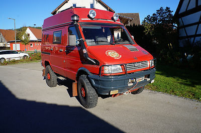 SOLD – Iveco Daily 4×4 Camper – Germany